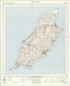 Isle of Man OS OneInch Map
