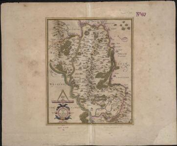 Vdrone Irlandiæ in Catherlagh Baronia