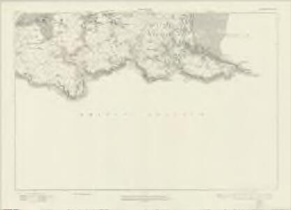 Glamorgan XXXII - OS Six-Inch Map