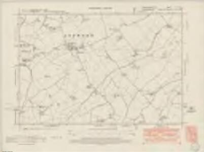 Buckinghamshire VI.SW - OS Six-Inch Map