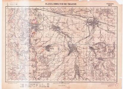 Lambert-Cholesky sheet 2670 (Huedin)