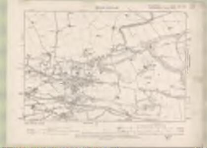 Stirlingshire Sheet XXXI.NW - OS 6 Inch map