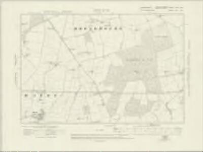 Lincolnshire LXIX.NE - OS Six-Inch Map