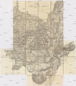 Plan der Gegend am obern Mincio