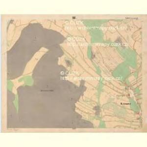 Kunass - c3705-1-003 - Kaiserpflichtexemplar der Landkarten des stabilen Katasters