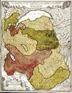 Les duchez de Savoye, de Chablais, et de Genevois, les comtez de Maurienne, et de Tarantaise, et la baronie de Fausigny
