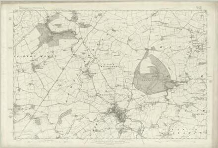 Wiltshire VII - OS Six-Inch Map