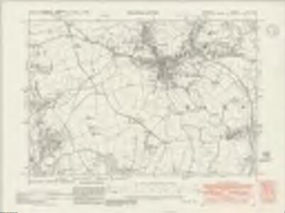 Somerset XCI.NE - OS Six-Inch Map