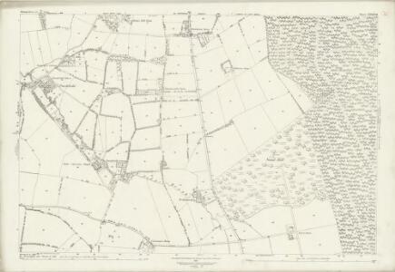 Hampshire and Isle of Wight LXXXIX.16 (includes: Calbourne; Newport) - 25 Inch Map