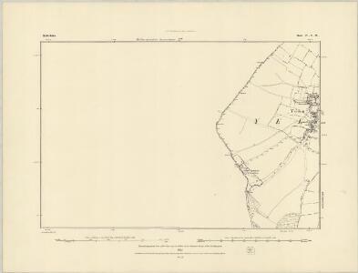 Bedfordshire IV.SE - OS Six-Inch Map
