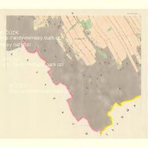 Gross Hermsdorf (Welka Heřmanka) - m0696-1-005 - Kaiserpflichtexemplar der Landkarten des stabilen Katasters