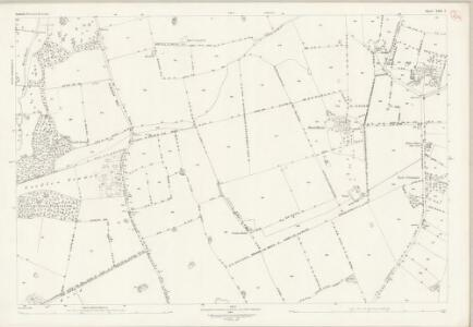 Norfolk LXXI.8 (includes: Ashill; Great Cressingham; South Pickenham) - 25 Inch Map