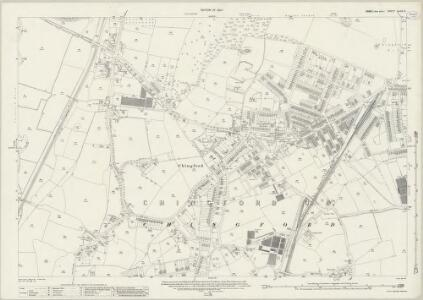 Essex (New Series 1913-) n LXIX.9 (includes: Chingford) - 25 Inch Map