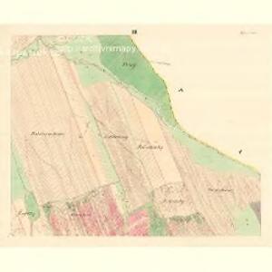 Tassow - m3081-1-002 - Kaiserpflichtexemplar der Landkarten des stabilen Katasters