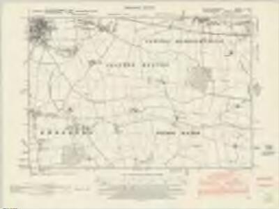 Buckinghamshire V.NE - OS Six-Inch Map