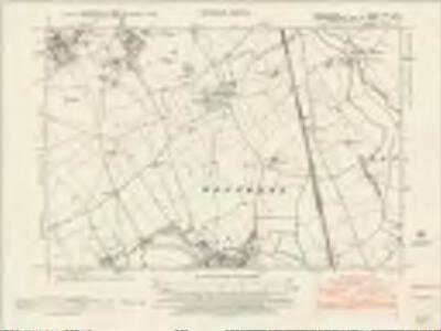 Bedfordshire XXXI.NW - OS Six-Inch Map