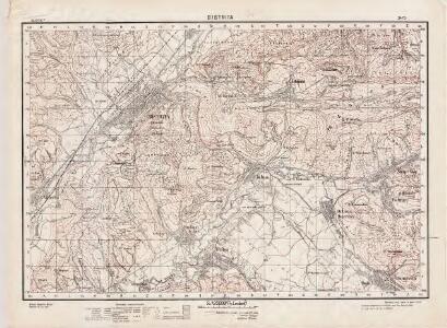 Lambert-Cholesky sheet 3473 (Bistrița)