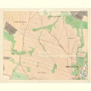 Steinkirchen - c3026-1-003 - Kaiserpflichtexemplar der Landkarten des stabilen Katasters