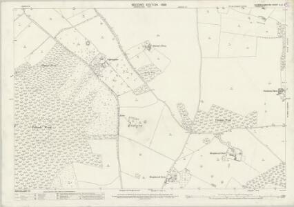 Buckinghamshire XLIII.11 (includes: Chalfont St Giles) - 25 Inch Map