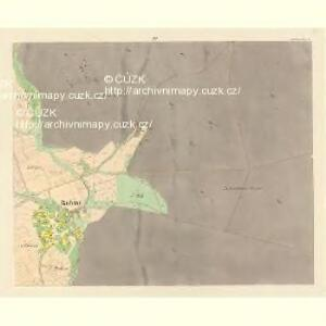 Babina - c0050-1-004 - Kaiserpflichtexemplar der Landkarten des stabilen Katasters