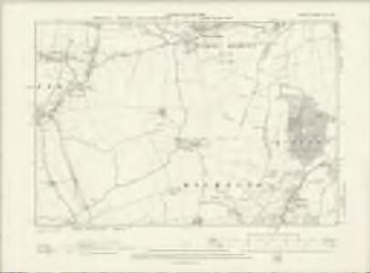 Essex XIII.NE - OS Six-Inch Map