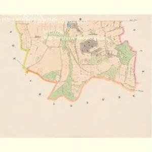Kögnitz - c3090-1-003 - Kaiserpflichtexemplar der Landkarten des stabilen Katasters