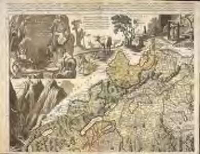 Nova Helvetiae tabula geographica, 1