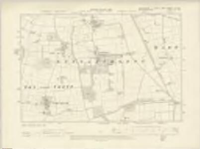 Lincolnshire LX.SW - OS Six-Inch Map