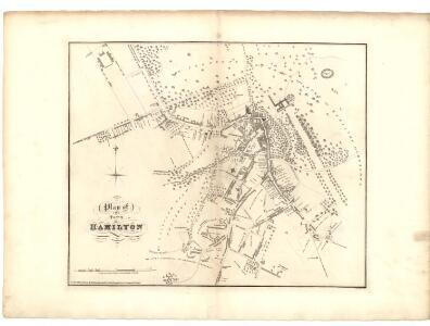 Plan of Hamilton.