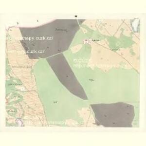 Wlkow - c8705-1-002 - Kaiserpflichtexemplar der Landkarten des stabilen Katasters