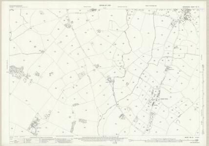 Shropshire VIII.10 (includes: Ightfield; Whitchurch Rural) - 25 Inch Map