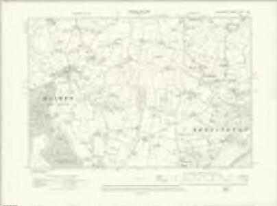 Flintshire XXVI.NW - OS Six-Inch Map
