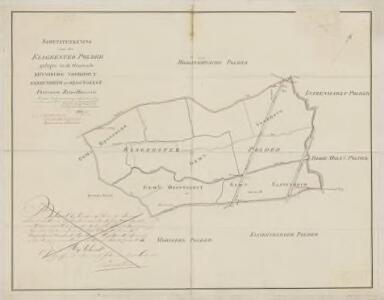 Polder Elsgeest, gemeente Sassenheim, Voorhout, Rijnsburg en Oegstgeest.