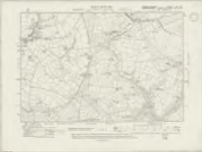 Carmarthenshire XXI.SE - OS Six-Inch Map