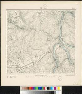 Meßtischblatt 3400 : Alf, 1888