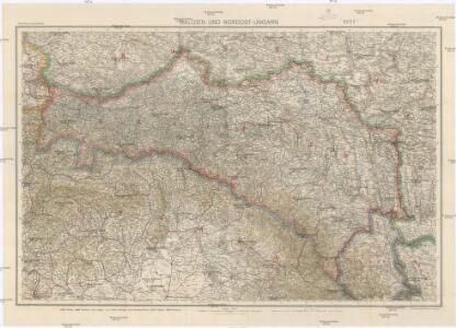 Galizien und Nordost-Ungarn