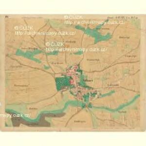 Althart - m2852-1-005 - Kaiserpflichtexemplar der Landkarten des stabilen Katasters