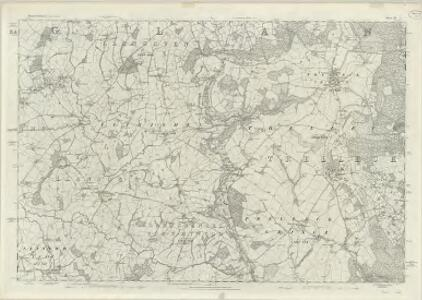 Monmouthshire XIX - OS Six-Inch Map