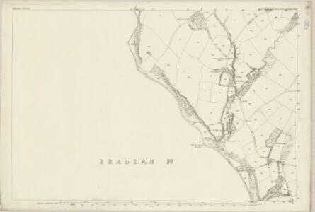 Isle of Man X.15 - 25 Inch Map