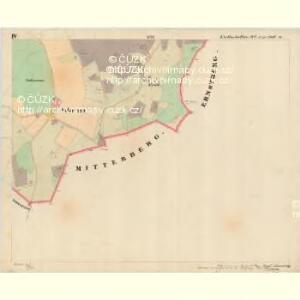 Korkushütten - c3335-1-004 - Kaiserpflichtexemplar der Landkarten des stabilen Katasters