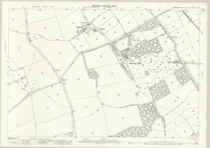 Lincolnshire LVI.6 (includes: Legbourne; Little Cawthorpe; Louth; Raithby cum Maltby; Stewton; Tathwell) - 25 Inch Map