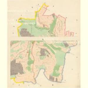 Zwottok (Zwottoka) - c9318-1-002 - Kaiserpflichtexemplar der Landkarten des stabilen Katasters
