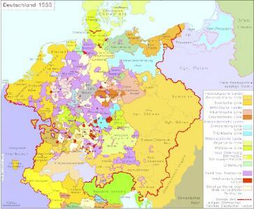 Deutschland 1555
