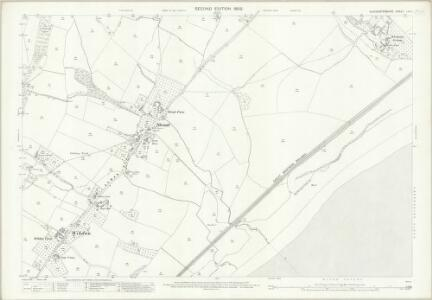 Gloucestershire LIV.4 (includes: Tidenham; Woolaston) - 25 Inch Map