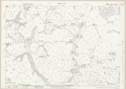 Cheshire XXVII.4 (includes: Mobberley; Ringway; Wilmslow) - 25 Inch Map