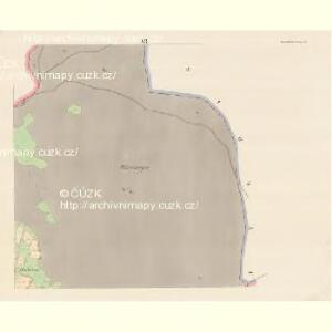 Eisendorf - c9392-2-005 - Kaiserpflichtexemplar der Landkarten des stabilen Katasters