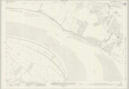 Gloucestershire XL.6 (includes: Arlingham; Awre; Fretherne with Saul) - 25 Inch Map