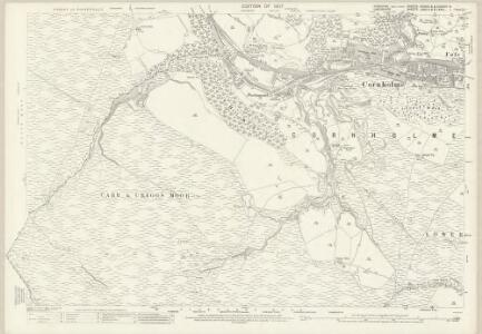 Yorkshire CCXXIX.5 & CCXXIXA.8 (includes: Bacup; Cliviger; Todmorden) - 25 Inch Map