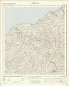 Cardigan - OS One-Inch Map