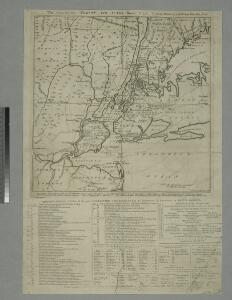 The Country twenty five miles round New York / drawn by a gentleman from that city ; J. Barber, sculp., Holborn Hill.